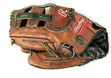 Rawling RSG6PRO Softball Glove 13.5 Inch Left Hand Throwing