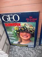 Geo Special, Heft Nr. 3, Juni 1997: Schweden