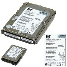NEW HARD DRIVE HP BD07296B44 72GB 10K 68PIN MAP3735NP