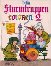 Sturmtruppen coloren 2 - BonVi  - Editoriale Corno 5244