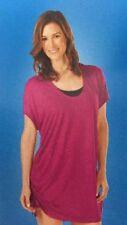 8e378038 Speedo Swim Cover Up Very Fuchsia Tunic Adjustable Length Women's Size Large
