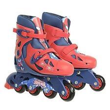 Marvel Ultimate SpiderMan Boys Kids Roller blades Inline Skates Size 13J -3 new