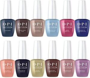 OPI Gel Color Collection BULK JOBLOT (10 Bottles!) See Description
