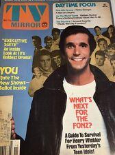 Henry Winkler 2 TV Mirror Magazines 1976