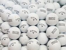 100 AAA Callaway Range Practice Used Golf Balls (3A)  FREE SHIPPING