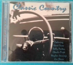 CD Classic Country Ref:0219