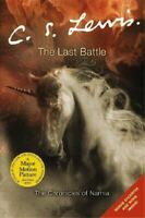 Lewis, C. S., The Last Battle (The Chronicles of Narnia), Like New, Paperback