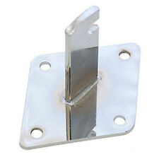 New Retails Chrome Finished Gridwall Mount Bracket