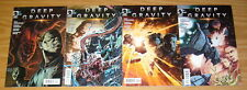 Deep Gravity #1-4 VF/NM complete series - science fiction horror - dark horse