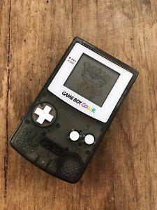 Nintendo GameBoy Color - Colour Game Boy Handheld GBC Console White Black