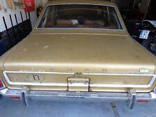 Heckklappe Ford Taunus 17m Bj.1970 Limousine