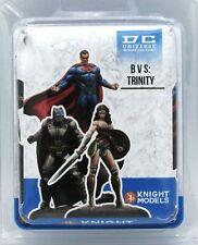 DC Universe DCUN027 B V S Trinity Batman vs Superman Wonder Woman Knight Models