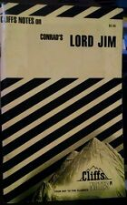 Lord Jim by Cliffs Notes Staff (1962, Paperback) Student Study Guide