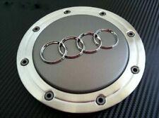 4 x 148mm Grau Nabendeckel Felgendeckel Nabenkappe Nabendeckung 4B0601165A  Audi