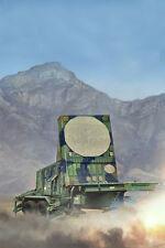 Trumpeter 1/35 Mpq-53 C-band suivi mouvements Radar # 01023