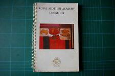 Royal Scottish Academy Cookbook - Dorothy Wheeler: 1st 1988 PB [Ringbound] VGC