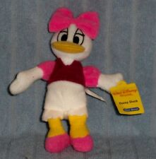 Daisy Duck Kellogg's Walt Disney World Mini Bean (With Original Tag!)