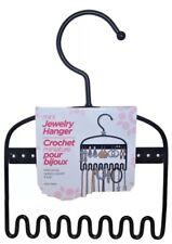 Mini Jewelry Hanger Organizer - Black