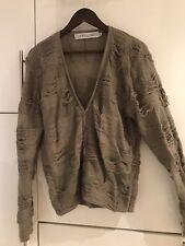 Rare James Long Grey Cardigan - Size XS