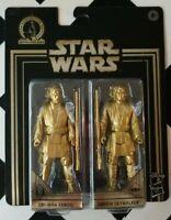 Star Wars; Skywalker Saga Commemorative Edition (Gold): Obi-Wan Kenobi & Anakin