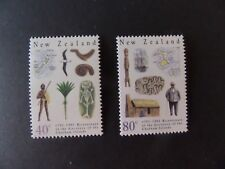 New Zealand 1991 Bicent discovery Chatham Islands SG1585/6 MNH UM unmounted mint