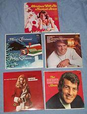 VTG CHRISTMAS RECORD LP ALBUM GLEN CAMPBELL MEXICALI BRASS JACKIE GLEASON COVER