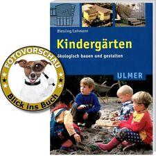 ökologischer Kindergarten, Umbau Außengelände, Neubau Biotope... (Karin Blessing