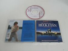 THE ADVENTURES OF HUCK FINN/SOUNDTRACK/BILL CONTI(VSD-5418)CD ALBUM