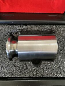 Ohaus Calibration weight stainless Steel 4kg In Storage Case - 4000 Grams -