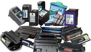 We Sell Empty Ink Toner Cartridges HP, Epson, Canon, Xerox, Lexmark, Brother etc