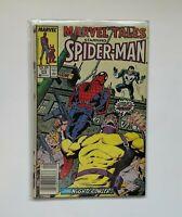 Marvel Tales 215 starring Spider-Man (Marvel Comics Sep 1988) Nightcrawler