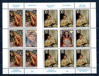 Jugoslawien KB MiNr. 3053-56 postfrisch MNH Kinder (OZ1597