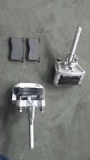 Trailer brake caliper x 2, Galvanised disc brake callipers, inc Pads, Bolts, DIY