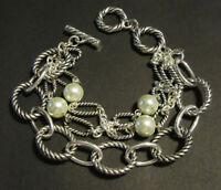 Premier Designs Jewelry Bellissimo Bracelet in Antiqued Silver