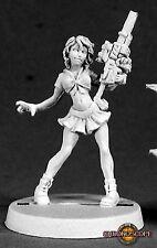Reaper Miniatures: 50024 Candy, Anime Heroine - Metal Mini