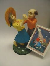 Mary Engelbreit collectible figurine I could have danced all night with box