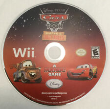 Cars Toon : Mater's Tall Tales (Nintendo Wii, 2010) Disc Only