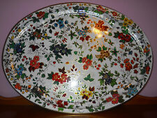 Vintage Floral Daher Decorated Ware Made In England