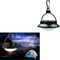 Camping Portable Tent Lamp Led Light Lantern Umbrella Patio Pole Lights Outdoor