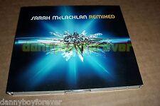 Sarah McLachlan Remixed NM CD DJ Tiesto & William Orbit Mixes and more