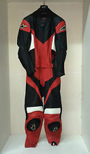 Tuta Alpinestars Sphere Suit Divisibile 2 pezzi colore rosso/nero/bianco TG: 56