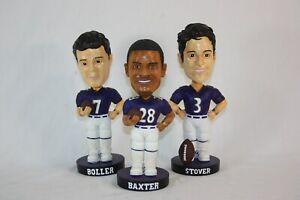 NFL Baltimore Ravens Bobblehead Nodder Lot Football Players