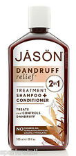 Jason DANDRUFF RELIEF Treatment 2-in-1 SHAMPOO + CONDITIONER Treat/Control 355ml