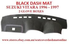 DASH MAT, DASHMAT, DASHBOARD COVER FIT  SUZUKI VITARA  1996-1997,BLACK