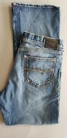 MAVI Men Matt Relaxed Straight 100% Cotton Denim Jean - 32x32 Medium Blue