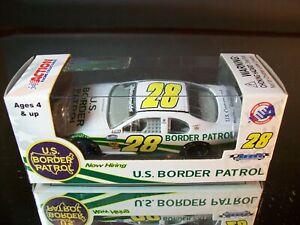 Kenny Wallace #28 U.S. Border Patrol 2008 Chevrolet Impala 1:64 M.A.