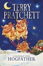 TERRY PRATCHETT - HOGFATHER   - Discworld Novel 20