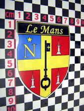 Le Mans Glass Sticker Porsche Jaguar Ferrari Ford GT40