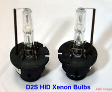 D2S 6000K 35W Factory Fitted Xenon HID OEM Replacement Bulbs Bulb Blue white