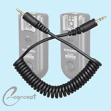 RF-603 Shutter Release Cable Canon 60D 600D 550D 500D